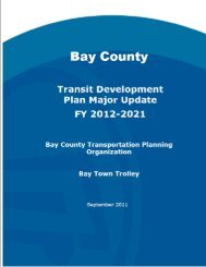 Trend - West Florida Regional Planning Council