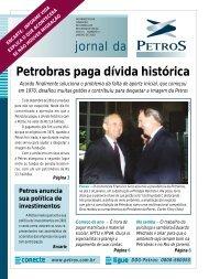 Destaques - Petros