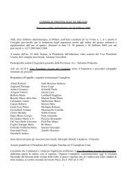10 febbraio 2005 - Provincia di Milano