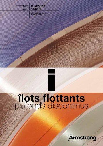 Brochure Îlots flottants - Armstrong
