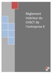Reglement interieur CHSCT.pdf - Prud'hommes