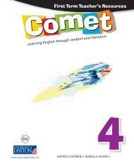 First Term Teacher's Resources - University of Dayton Publishing