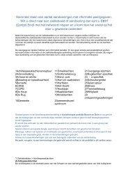 Aandoeningen - Fysiotherapie Bosch en Duin
