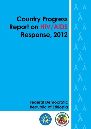 Country Progress Report on HIV/AIDS Response, 2012 - unaids