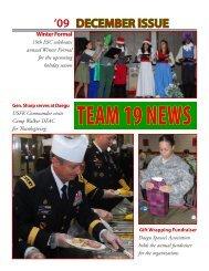 Team 19! - Eighth Army - U.S. Army