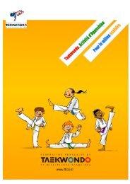 Le Taekwondo, nouvelle activité d'opposition - fftda