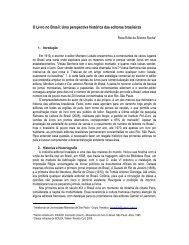 O Livro no Brasil: Uma perspectiva histórica das editoras brasileiras