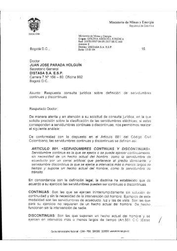 2007019507 - Ministerio de Minas y Energía