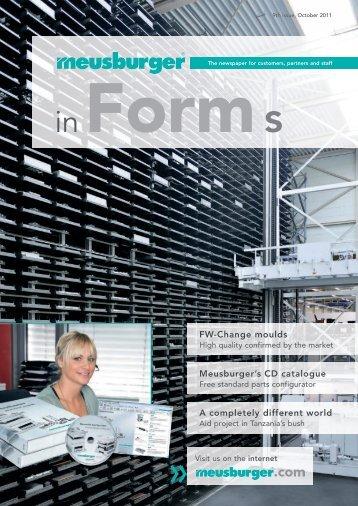 InForms 2011 - Meusburger