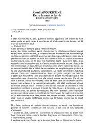 Entre la mort et la vie.pdf