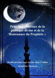 Principes généraux de la politique divine et de la lieutenance du ...