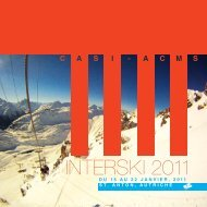 Interski - CASI-ACMS