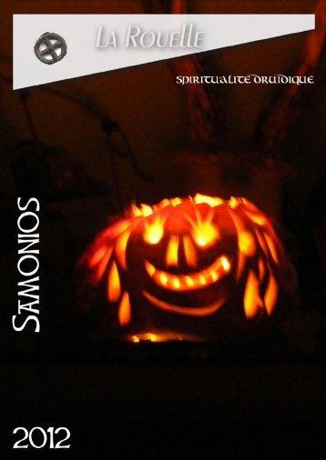 Rouelle de Samonios 2012 - Assemblée Druidique du Chêne et du ...