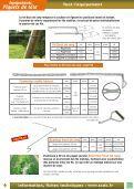 Le spécialiste du palissage - Scdc, le palissage de la vigne - Page 6