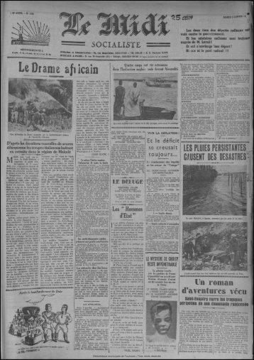 Le Drame ait icain - Bibliothèque de Toulouse