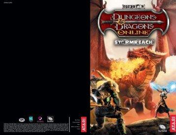 DUNGEONS & DRAGONS ONLINE™: Stormreach™ interactive ...