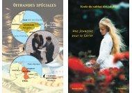 Offrandes spéciales - Eglise Adventiste du Septième Jour ...