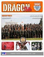 Voice of the Dragon - Eighth Army - U.S. Army