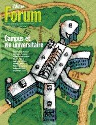 Campus et vie universitaire - sgpum