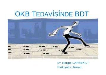 OKB TEDAVİSİNDE BDT
