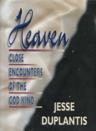 Heaven - Close Encounters of the God Kind - Duplantis