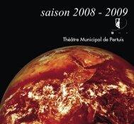 saison 2008 - 2009 - Pertuis en Luberon