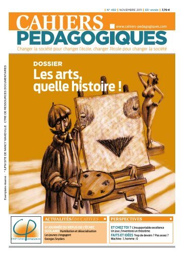 Les arts, quelle histoire ! - Bibliothèques de l'Université de Lorraine