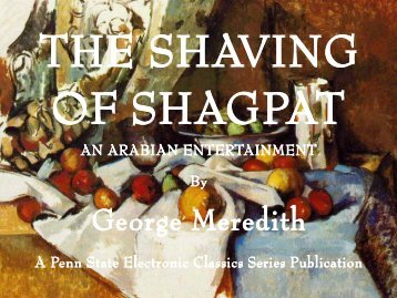 Meredith - The Shaving of Shagpat.pdf