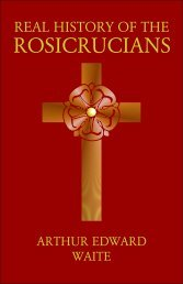 Waite - Real History of the Rosicrucians.pdf