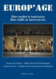 """""""Krieg und Frieden"""" - Ballett auch als Erinnerungsort - Verein ..."""