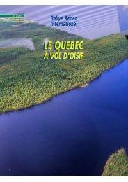 LE QUEBEC LE QUEBEC - International Air Rally