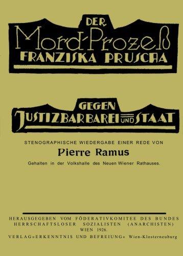 Der Mord-Prozeß Franziska Pruscha.pdf - DIR