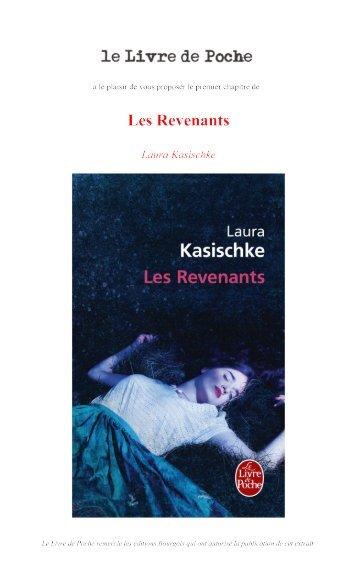 Les Revenants - Le Livre de Poche