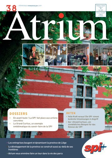 Télécharger l'Atrium 38 - Spi