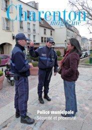 Charenton magazine n°180 mai 2013 - Charenton-le-Pont