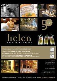 DP HELEN 20-04-09 - Helen Traiteur