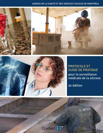 PROTOCOLE SILICOSE MAJ 070411.pub - publications.sant ...
