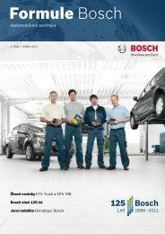 Formule Bosch 1/2011 (PDF) - Automobilová technika - Bosch