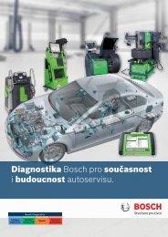 Katalog diagnostiky Bosch - Automobilová technika - Bosch