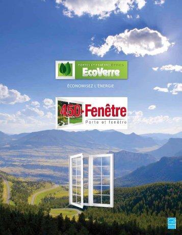 Catalogue de Fenêtres - 450fenetre