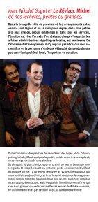 Le Révizor - Théâtre Varia - Page 2