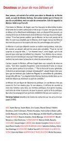 Le Révizor - Théâtre Varia - Page 3