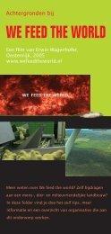 folder - Platform Aarde Boer Consument
