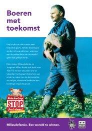 Boeren met toekomst - Platform Aarde Boer Consument