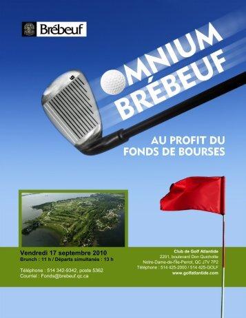 brochure promotionnelle - Collège Jean-de-Brébeuf