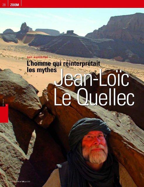 Journal du CNRS - Amis de l'Art rupestre saharien (AARS)