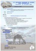 5e rencontres sahariennes en Auvergne - Amis de l'Art rupestre ... - Page 4
