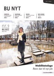 Børn og Unge Nyt nr. 9 - Aarhus.dk