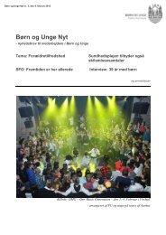 2012 - Børn og Unge Nyt nr. 3 - februar.pdf - Dagtilbud-Aarhus