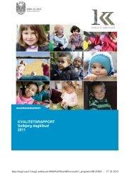 2012 kvalitetsrapport baggrund slut 120227.pdf - Dagtilbud-Aarhus